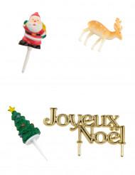 Dekoset fürWeihnachtskuchen