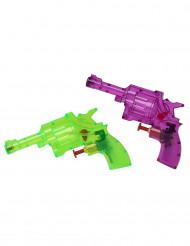 2 Wasserpistolen 16 x 10 cm