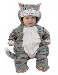 Delux Katzen Kostüm für Baby's