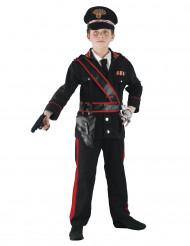 Carabinieri Kostüm für Jungen
