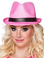 Pinker Hut für Erwachsene