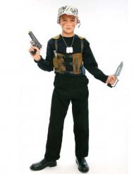 Militärsoldat - Set für Kinder Kunststoff