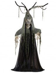 Sprechender Spukbaum, beleuchtet und klangvoll 2 m Halloween
