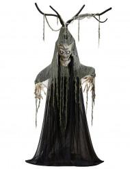 Sprechender Spukbaum Leucht- und Soundeffekt 2 m Halloween
