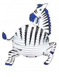 Lampion Zebra 38 cm