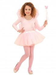 Fee Prinzessinnen Set rosa für Kinder
