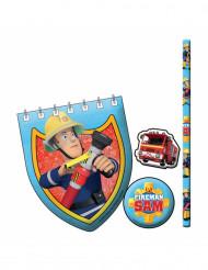 Papierwaren Set - Sam, der Feuerwehrmann