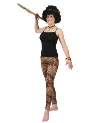 Leoparden Leggings für Damen