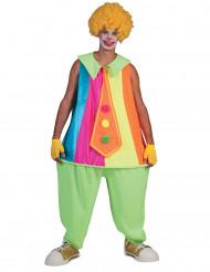 Lustiges Clownkostüm für Erwachsene