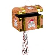 Piñata Piratenschatzkiste