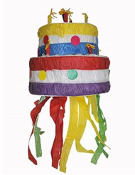 Piñata Geburtstagkuchen 30cm