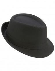 Schwarzer Borsalino Hut für Erwachsene