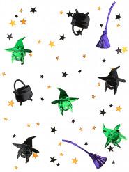 Hexen-Konfetti für Halloween