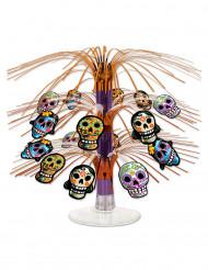 Tischdekoration Dia de los muertos, 19 cm
