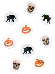 Papierkonfetti Halloween