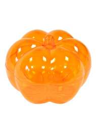 Praktische Kürbis-Box für Halloween orange