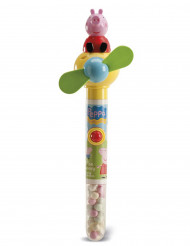Peppa Wutz™ Handventilator mit Bonbons