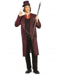 Willy Wonka - Charlie und die Schokoladenfabrik™ Kostüm für Erwachsene