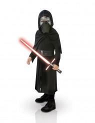 Star Wars™-Kylo Ren Kostüm für Kinder Lizenzartikel schwarz
