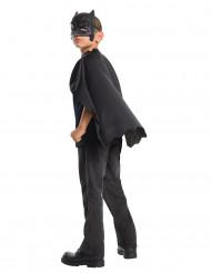 Batman™-Kostümset Lizenzartikel Maske und Umhang schwarz
