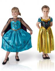 Kostüm Set Elsa & Anna - Krönung - Die Eiskönigin™ für Mädchen