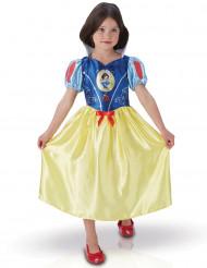 Das klassische Schneewittchen Märchenkostüm für Mädchen
