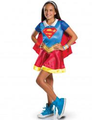 Supergirl™-Lizenzkostüm für Mädchen bunt