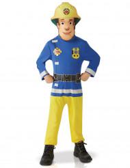 Feuerwehrmann Sam™Kostüm für Kinder!