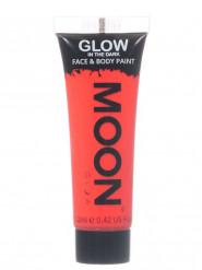 Gesichts- und Körpergel neonrot 12 ml Moonglow©