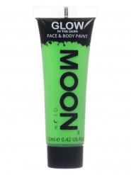 Gesichts- und Körpergel grün phosphoreszierend von Moonglow 12 ml