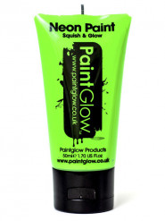 UV Gesichts-und Körpercreme neongrün 50 ml
