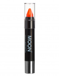 Orangefarbener UV Make-Up-Stift fluoreszierend 3g