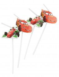 6 Strohhalme Cars™
