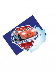 6 Cars Ice Racers Einladungskarten mit Umschlägen