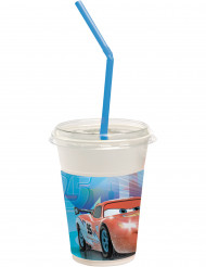 12 Cars Ice Partybecher 300 ml