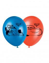 8 Latexballons Cars™