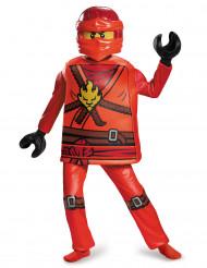 Hochwertiges Kai Ninjago™ Kinderkostüm von Lego®