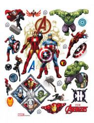 Fensterdekoration Avengers ™ 42 x 30 cm