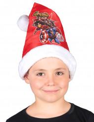 Avengers™ Weihnachtsmütze für Kinder