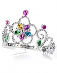 Prinzessinnen-Diadem für Erwachsene und Kinder