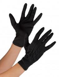 Elegante Handschuhe für Erwachsene schwarz