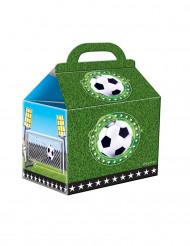4 Partytaschen Fußball