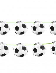Girlande für Fußball Fans 10 Meter