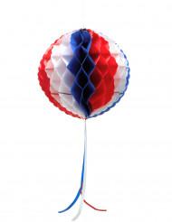 Papier-Ballon Dreifarbig