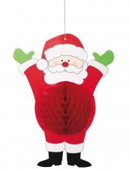 Weihnachtsmann-Aufhänger 35,5 cm