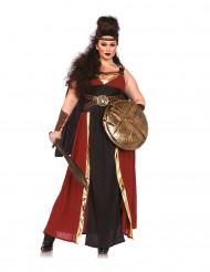 Griechische Kriegerin Kostüm für Damen
