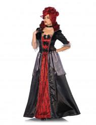 Vampir-Gräfin Kostüm für Damen