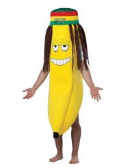 Rasta Banane-Kostüm für Erwachsene