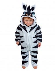 Premium-Zebrakostüm für Kleinkinder