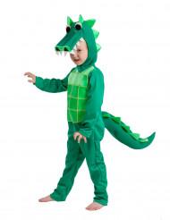 Schönes Krokodil-Köstum für Kinder